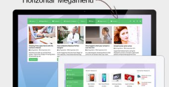 Mega Menu for WordPress – AP Mega Menu