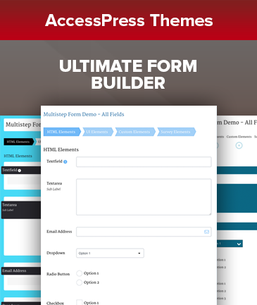 Best Premium WordPress Form Builder Plugin - Ultimate Form Builder