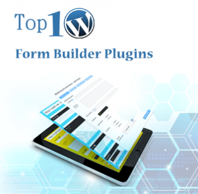 Top 10 WordPress Form Builder Plugins 2017
