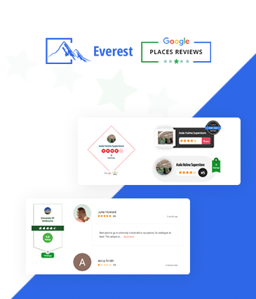 Best WordPress Plugin To Showcase Google Places / Business Reviews - Everest Google Places Reviews