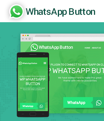 Premium WhatsApp Button Plugin for WordPress - WP WhatsApp Button