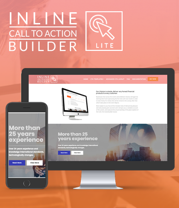Free Call To Action Layer for WordPress – Inline Call To Action Builder Lite